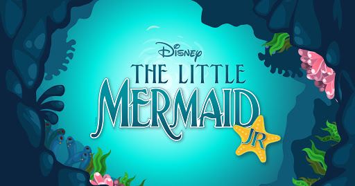 The Little Mermaid Jr graphic